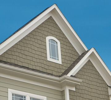 Styles for Engineered wood siding vs fiber cement